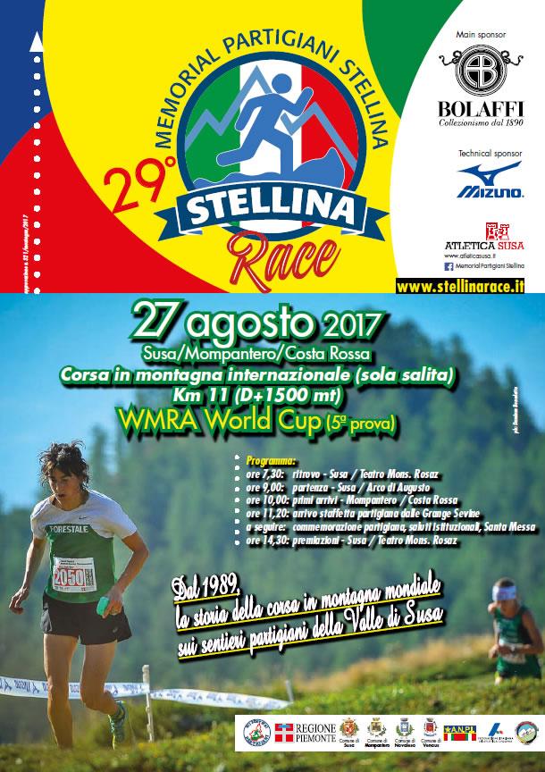 29° Memorial Partigiani Stellina – meno un mese