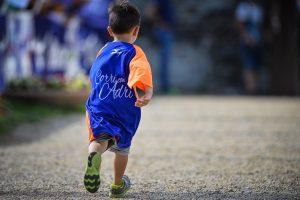 Susa, Torino, Italy. August, 26th, 2017. Campionato regionale giovanile di corsa in montagna 2017, 3a prova, memorial Adriano Aschieris. Damiano Benedetto/ Staff photographer