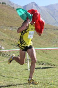 Martin Dematteis vincitore a Susa del Campionato Italiano 2010